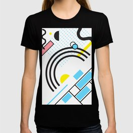 Memphis Style T-shirt