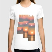 sunrise T-shirts featuring Sunrise by alkinoos