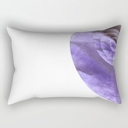 Mystical Powers of Amethyst #society6 Rectangular Pillow