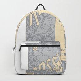 Ginger ale Backpack