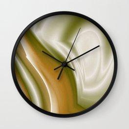 Caramel Cravings Wall Clock