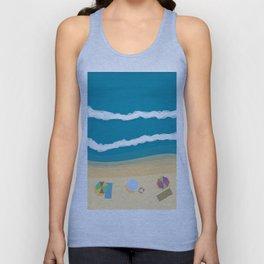 Beach Unisex Tank Top