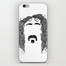 Frank Zappa iPhone & iPod Skin