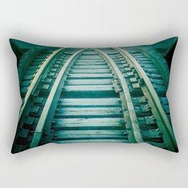 track #1 Rectangular Pillow