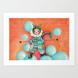 chatimus Art Print