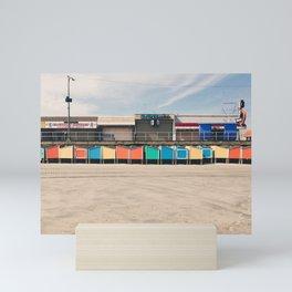 Jersey Shores  Mini Art Print
