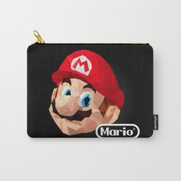 Mario Poster Carry-All Pouch