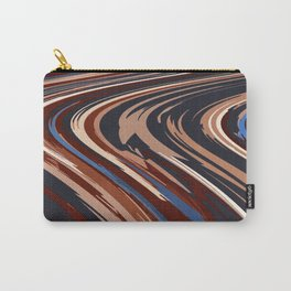 Wavy Reeds Carry-All Pouch