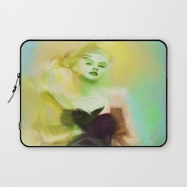 The Voice of the Air Laptop Sleeve