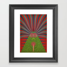 Phanatical Framed Art Print