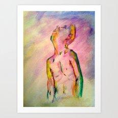 transient constance  Art Print