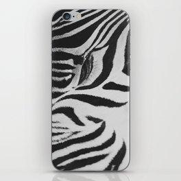 Black & White iPhone Skin