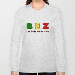 B E Z Long Sleeve T-shirt