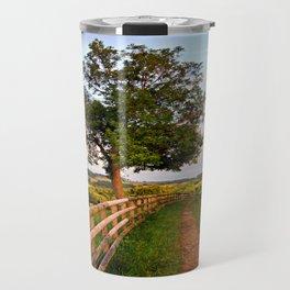 Follow The Path Travel Mug