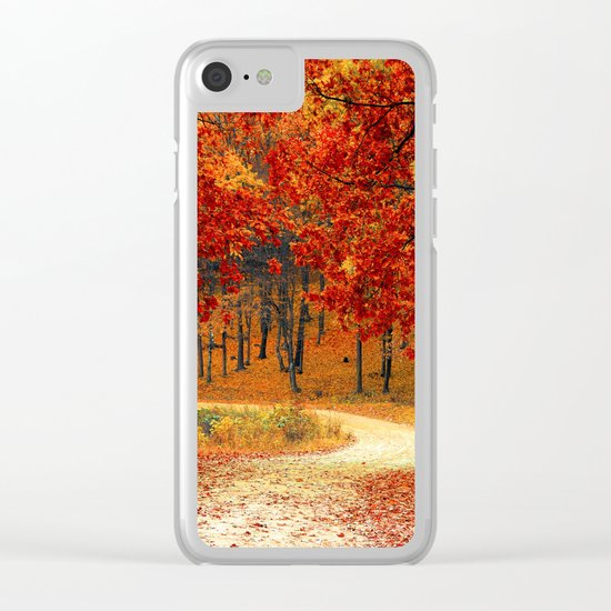 Adventures Await #society6 #prints #decor Clear iPhone Case