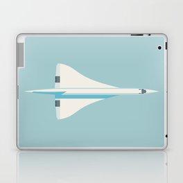 Concorde Supersonic Jet Airliner - Sky Laptop & iPad Skin
