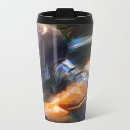 Grey Fox Travel Mug