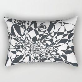 Doodle burst Rectangular Pillow