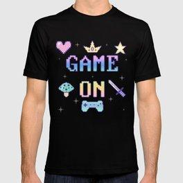 Game On (pastel) T-shirt
