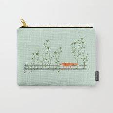 Happy Tune Carry-All Pouch