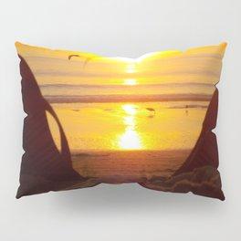 Sunset in LA Pillow Sham