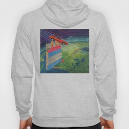 Intergalactic Travel Hoody