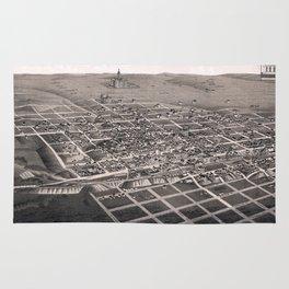 Bismarck - North Dakota - 1883 Rug
