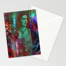 With Envious Eyes Stationery Cards