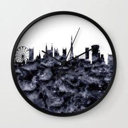 Bristol Skyline Great Britain Wall Clock