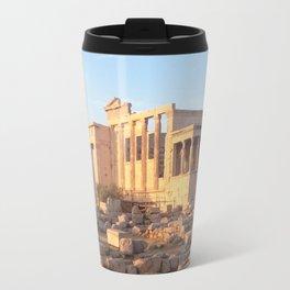 The Acropolis in Athens, Greece Travel Mug