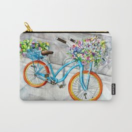 Cheerful Ride Carry-All Pouch
