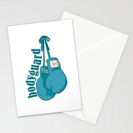 Bodyguard - Banks Stationery Cards