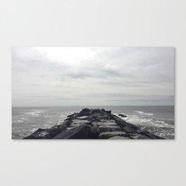 Let the Ocean Take Me Canvas Print