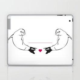 Monk Seal  Laptop & iPad Skin