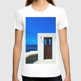 Door in the paradise T-shirt