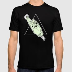 Teen Witch 2 Black SMALL Mens Fitted Tee