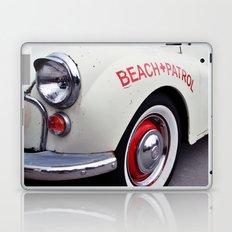 Beach Patrol Laptop & iPad Skin