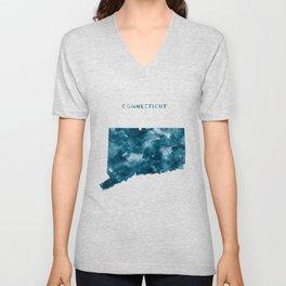 Connecticut Unisex V-Neck