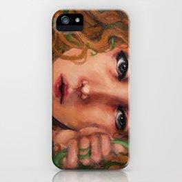 Over the Garden iPhone Case