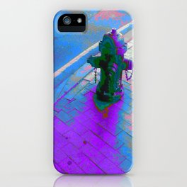 Whydrant iPhone Case