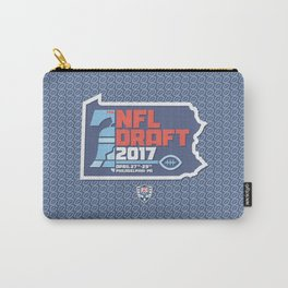 NFL Draft Day 2017 Carry-All Pouch