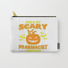 Halloween Scary Pharmacist Carry-All Pouch