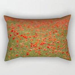 In Flanders Fields Rectangular Pillow
