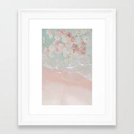 Ocean Gypsy Framed Art Print