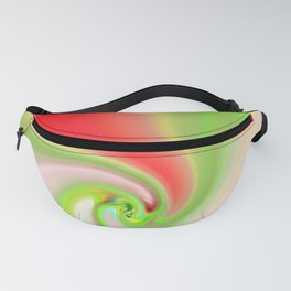"""""""Watermelon"""" Painting Fanny Pack"""