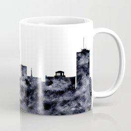 Fresno Skyline California Coffee Mug