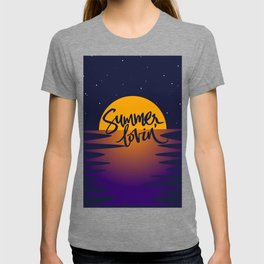 Orange Sunset (Summer Lovin') T-shirt