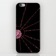 red web iPhone & iPod Skin