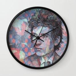 Bob Dylan - Mr. Tambourine Man Wall Clock