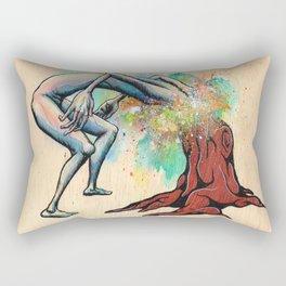 Ingrown Rectangular Pillow